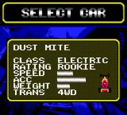 Gbc dust mite