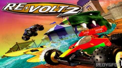 RE-Volt 2 (RC Revenge) Demo - RC Racing Game for PlayStation 1.