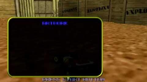 Re-Volt original Credits (N64)