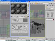 3dsMax With ExtendedParams