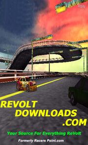 RevoltDownloads logo