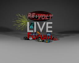Re-volt LIVE Logo (14.11.2010)