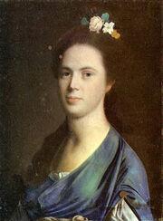 Susanna Farnham Clarke