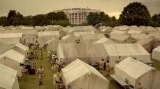 White House Patriot camp