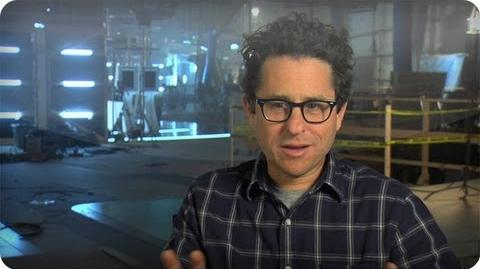 Revolution - J.J. Abrams Interview