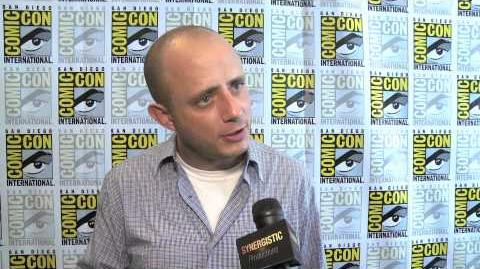 Eric Kripke - Revolution - Comic-Con 2012