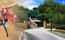 Chihaya Ohtori Character