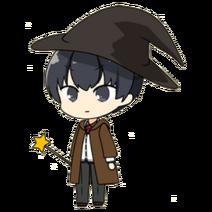 Estudiante M 2 (Okashi)