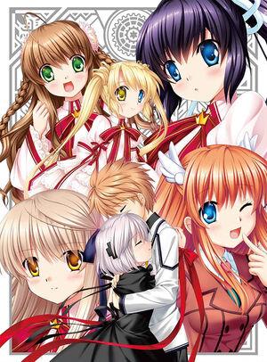Rewrite Anime Vol. 13
