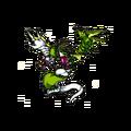 Dragón de hoja