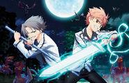 Yoshino & Kotarou pack image vol 12