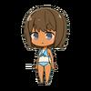 Escolar traje de baño 2