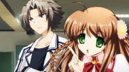 Yoshino y Kotori Opening animado