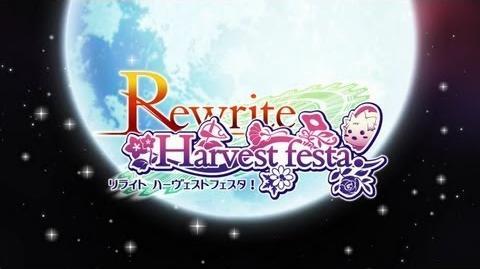 Rewrite Harvest festa! OP
