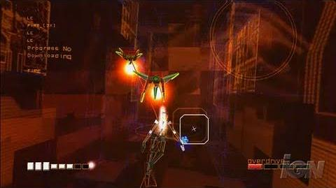 Rez HD Xbox Live Gameplay - Area 1-0