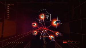 Lock-On Laser