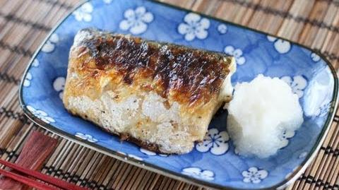 Saba Shioyaki (grilled mackerel) Recipe - Japanese Cooking 101