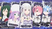 Death or Kiss - Selección de Personaje