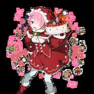 Ram Uchihime Collaboration Navidad