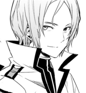 Julius Euclius - Daisanshou Manga 2