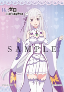 Re Zero - Promo Emilia Sample