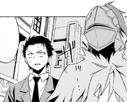 Al and Subaru - Daisanshou Manga 1