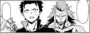 Ricardo and Subaru - Daisanshou Manga 3