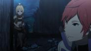 Reinhard and Felt - Re Zero Anime BD - 1