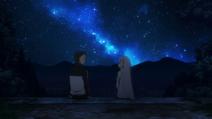 Emilia and Natsuki Subaru ep.30 2