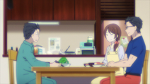 Natsuki Subaru, Natsuki Naoko and Natsuki Kenichi ep.29