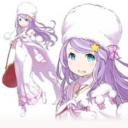 Anastasia Character Art