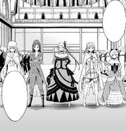 King Candidates - Daisanshou Manga 2