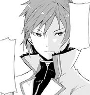 Reinhard van Astrea - Daisshou Manga 4
