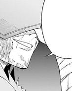 Al's damaged face - Daisanshou