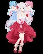 Evento Emilia - Promo de Emilia Ram y Rem