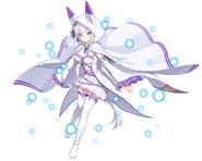 Kairisei Million Arthur x Re Zero Collaboration - Emilia