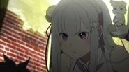 Emilia and Pack - Re Zero Anime BD - 2