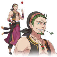 Kadomon Character Art