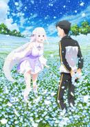 Re Zero OVA Key Visual 2