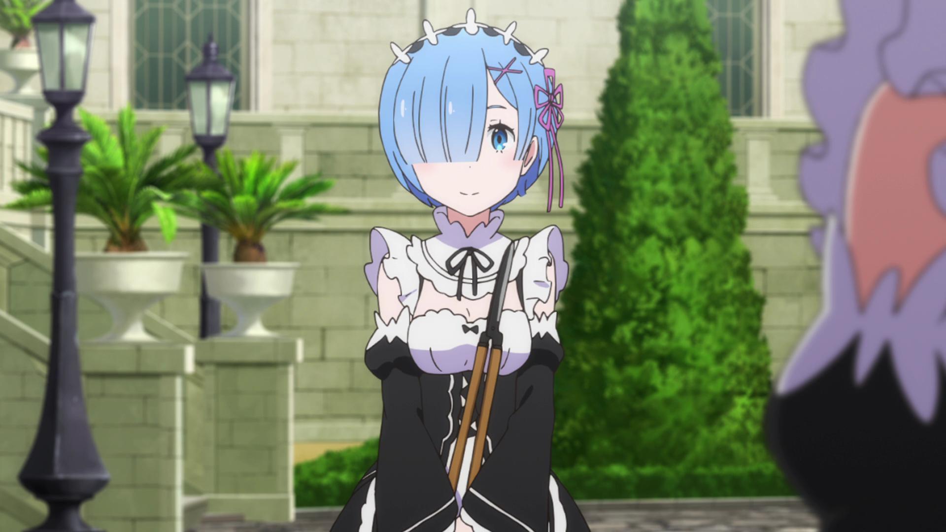 Image - Rem - Re Zero Anime BD...