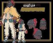 Al Anime Character Art