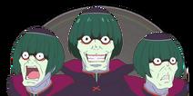 Petelgeuse Romanee-Conti facial expressions