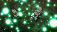 Episodio 1 - Subaru y Emilia con espíritus