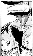 Ricardo, Mimi, and Tivey - Daisanshou Manga