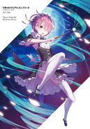 Re Zero Vol 2 Ram