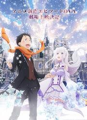 ReZero OVA Announcement Cover