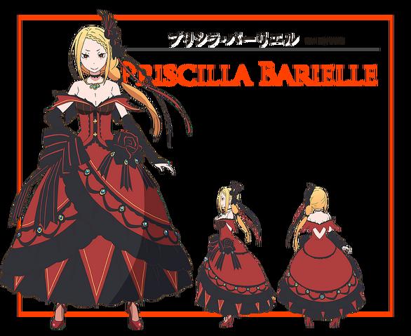File:Priscilla Barielle Character Art.png