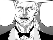 Wilhelm van Astrea - Daisanshou Manga 5