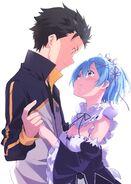 Manga 3 Volume 5 Cover Art