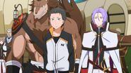 Subaru, Julius, and Ricardo - Re Zero Anime